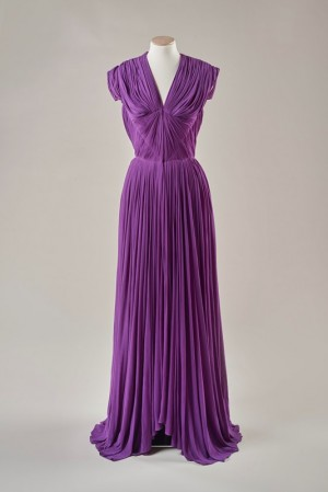 Dress, Madame Grès, c.1945