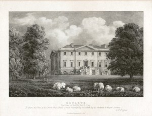 Botley's Park Mansion