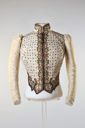 Woman's bodice by Doucet, c. 1900-19